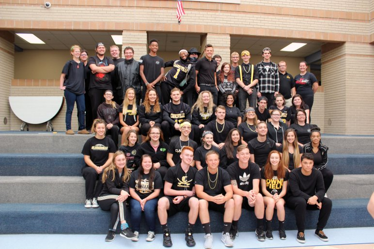 black-out-upper-classmen
