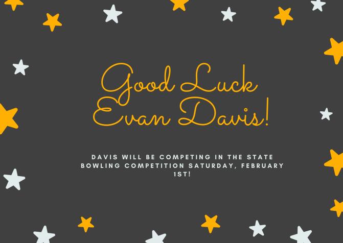 Good Luck Evan
