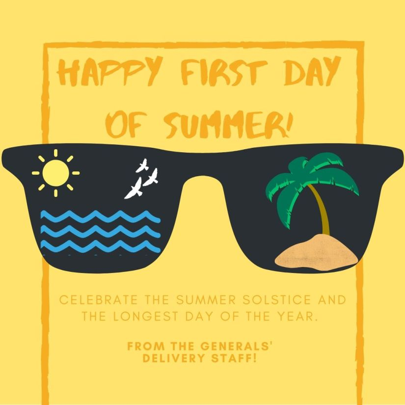 • Happy First • •Day of•summer •